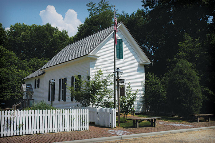 Alpha Chapel, Historic Bethania