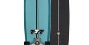 Tyler 777Carver Skate with C7 Trucks