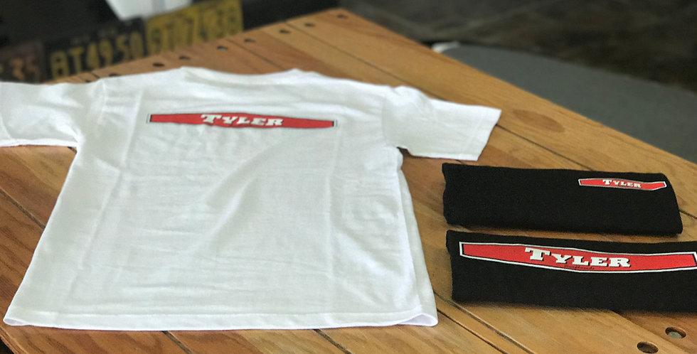 Classic Tyler Hex T-Shirt White