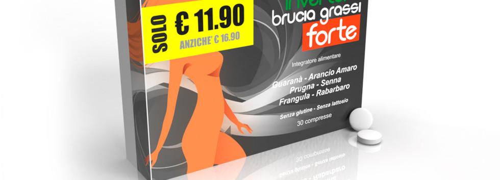 Brucia Grassi Forte