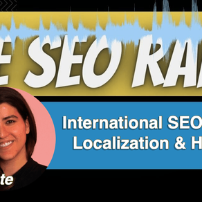 What is international SEO, really? (an episode of SEO Rant)