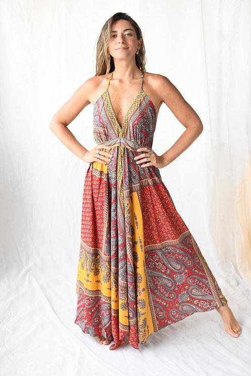 Vestido Hindara