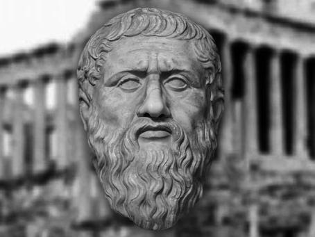 O que Platão diria sobre essa coisa toda?