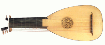 Baroque Lute