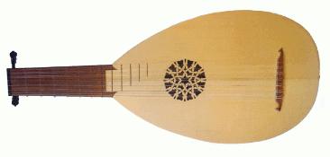 Renaissance Lute