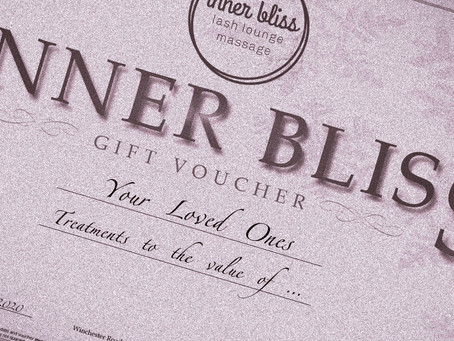 Christmas Gift Vouchers Available Now!