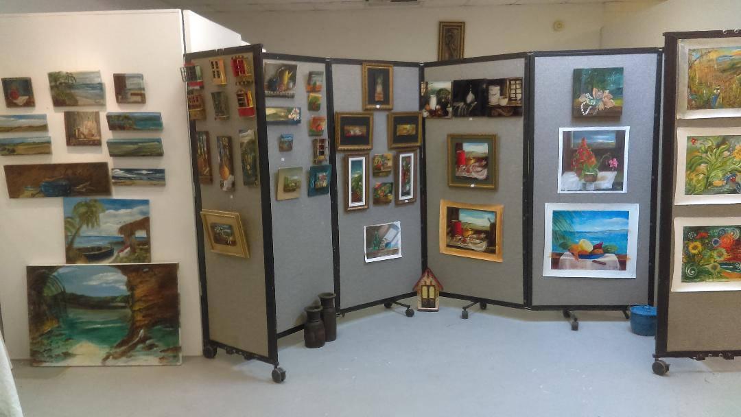 my studio 2018