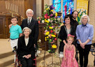 MBPC Honors 4-Generation Family at 2019 Easter Breakfast