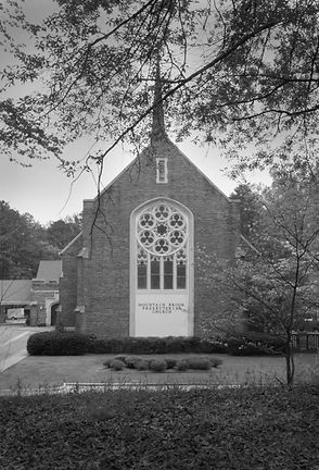 Mountain Brook Presbyterian Church front