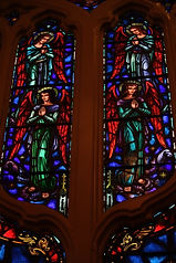 Mountain Brook Presbyterian Church Stained Glass Window
