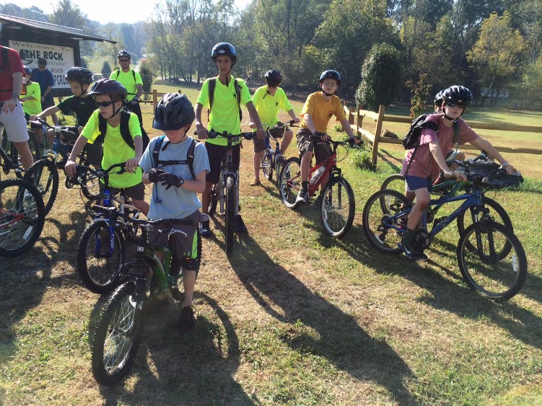 Silver Comet Bike Trail