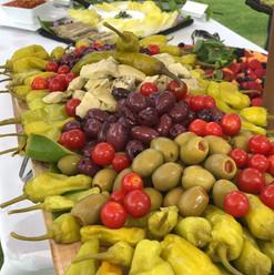 Chacuterie Table