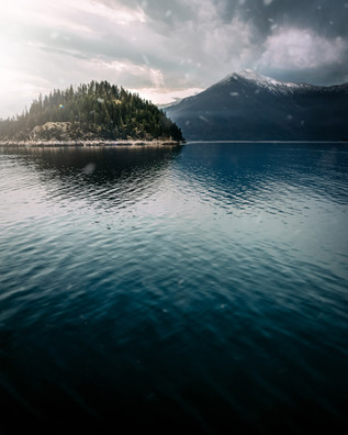 Upper Arrow Lakes BC