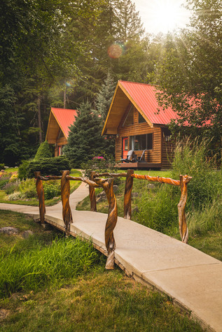 tweedsmuir park lodge canada
