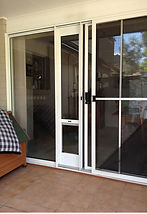 Happy customer testimonial patiolink pet doors