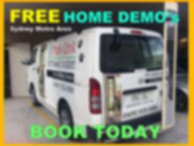 FREE Home Demo Service Sydney Metro Pet Door Sliding Door