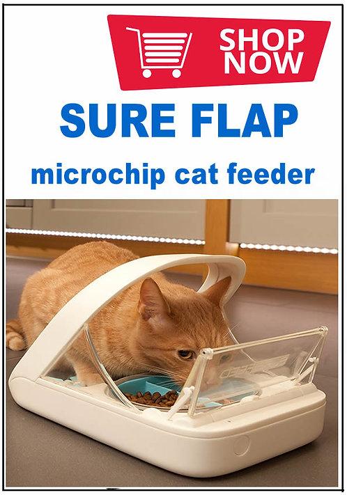 SUREFLAP CAT FEEDER