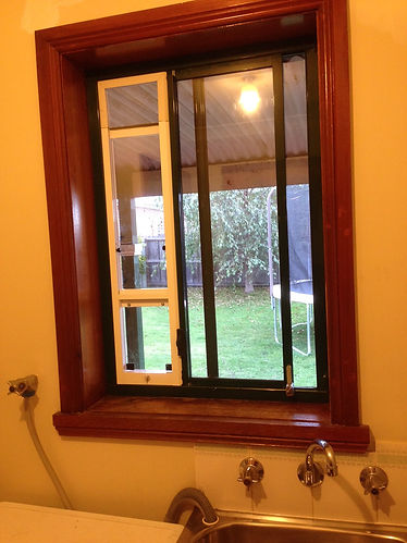Cat Window Insert For Sliding Window