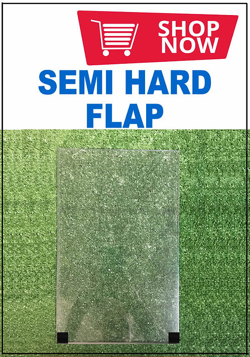SEMI HARD FLAP