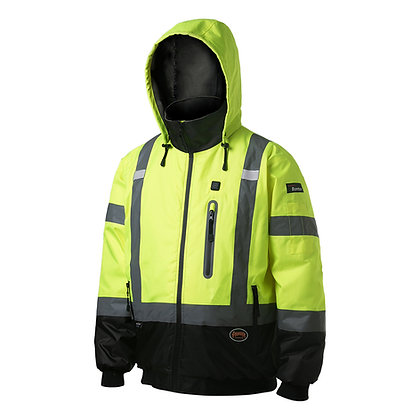 Waterproof Heated Bomber Jacket