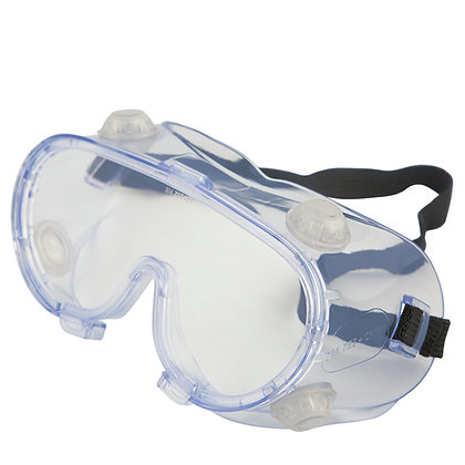 812 Indirect Vent Chemical Splash Safety Goggles