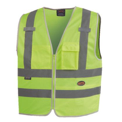 Multi-Pocket Safety Vest
