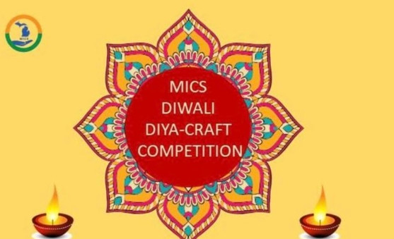 MICS Diwali Diya-Craft Competition