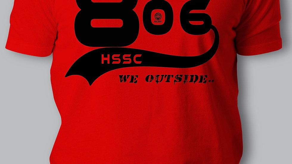 806, WE OUTSIDE TEE