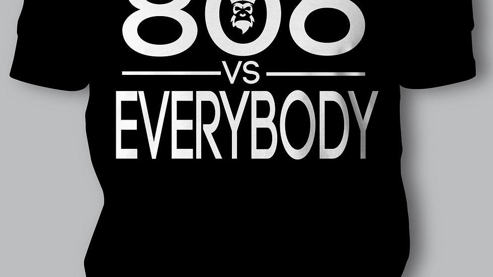 806 VS EVERYBODY TEE