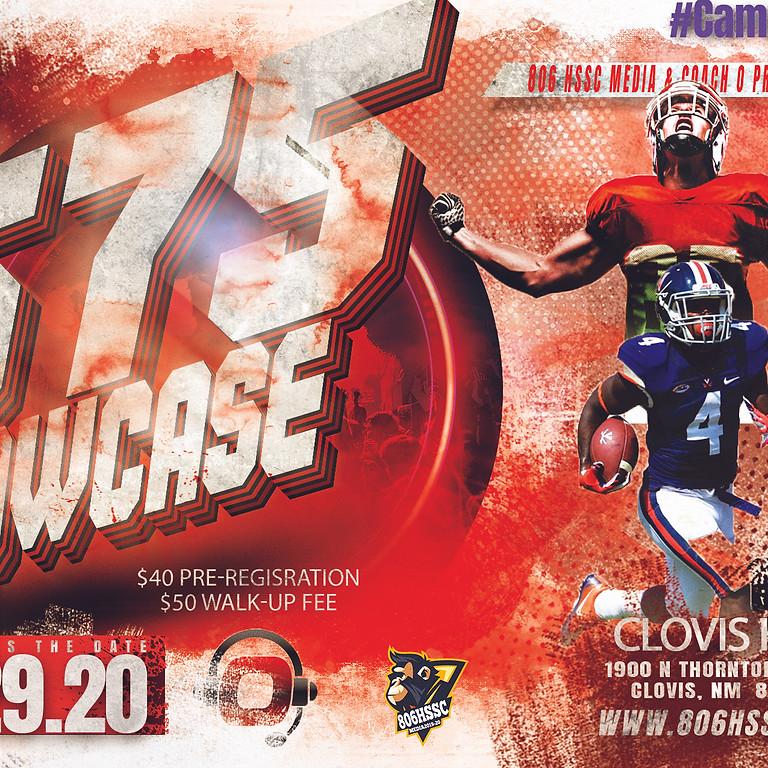 CLOVIS 575 SHOWCASE CAMP