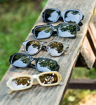 Handmade Horn Sunglasses