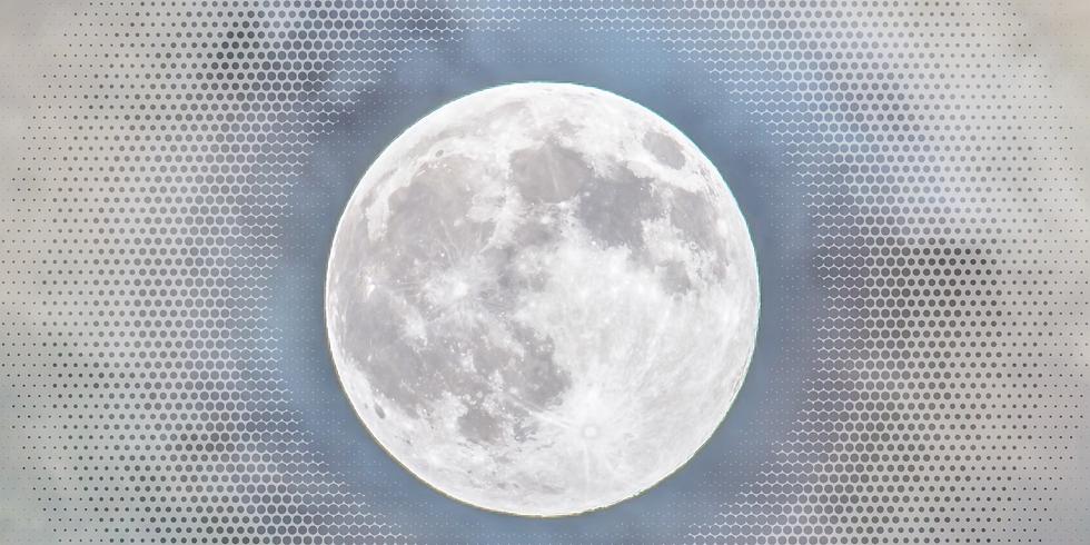 February Full Moon Breathwork + Reiki Infusion