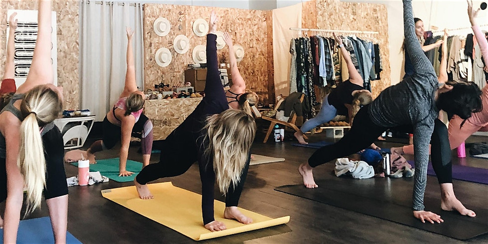 Yoga + Growth in Grief