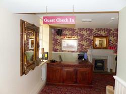 George Hotel Reception