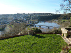 View over Chepstow