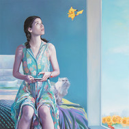 Laina Hadengue - L'annonciation