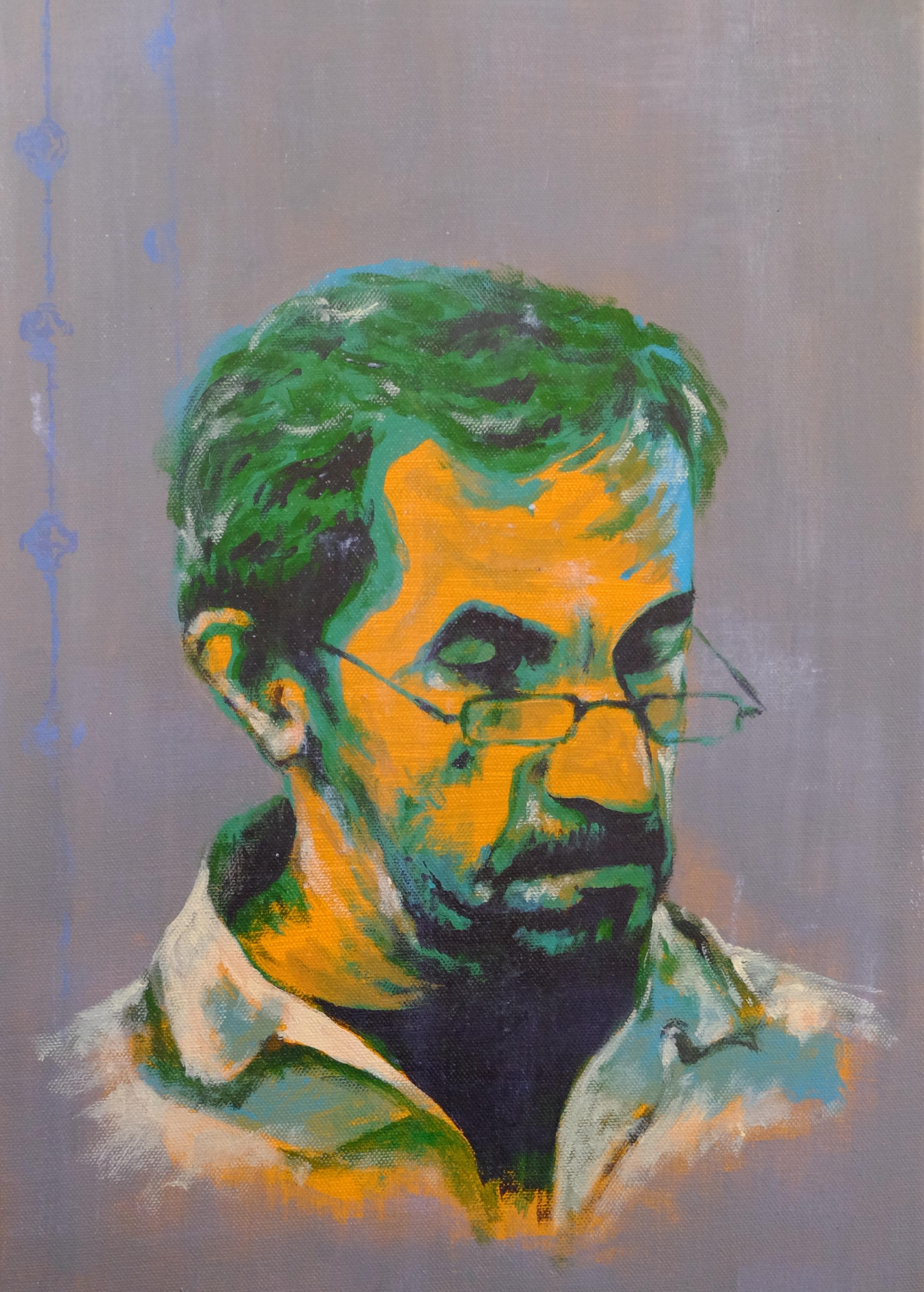 Porträt meines Vaters