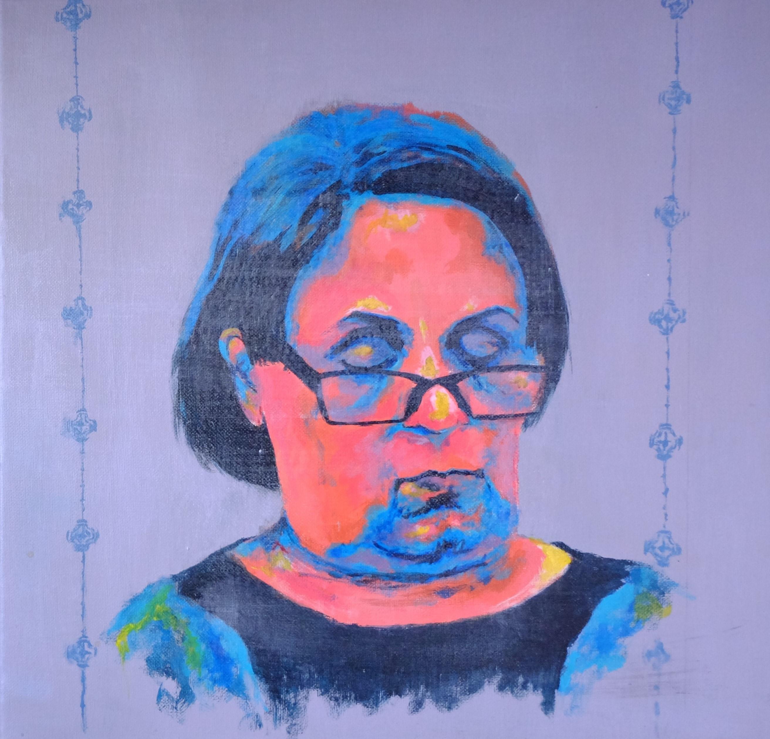 Portrait meiner Mutter
