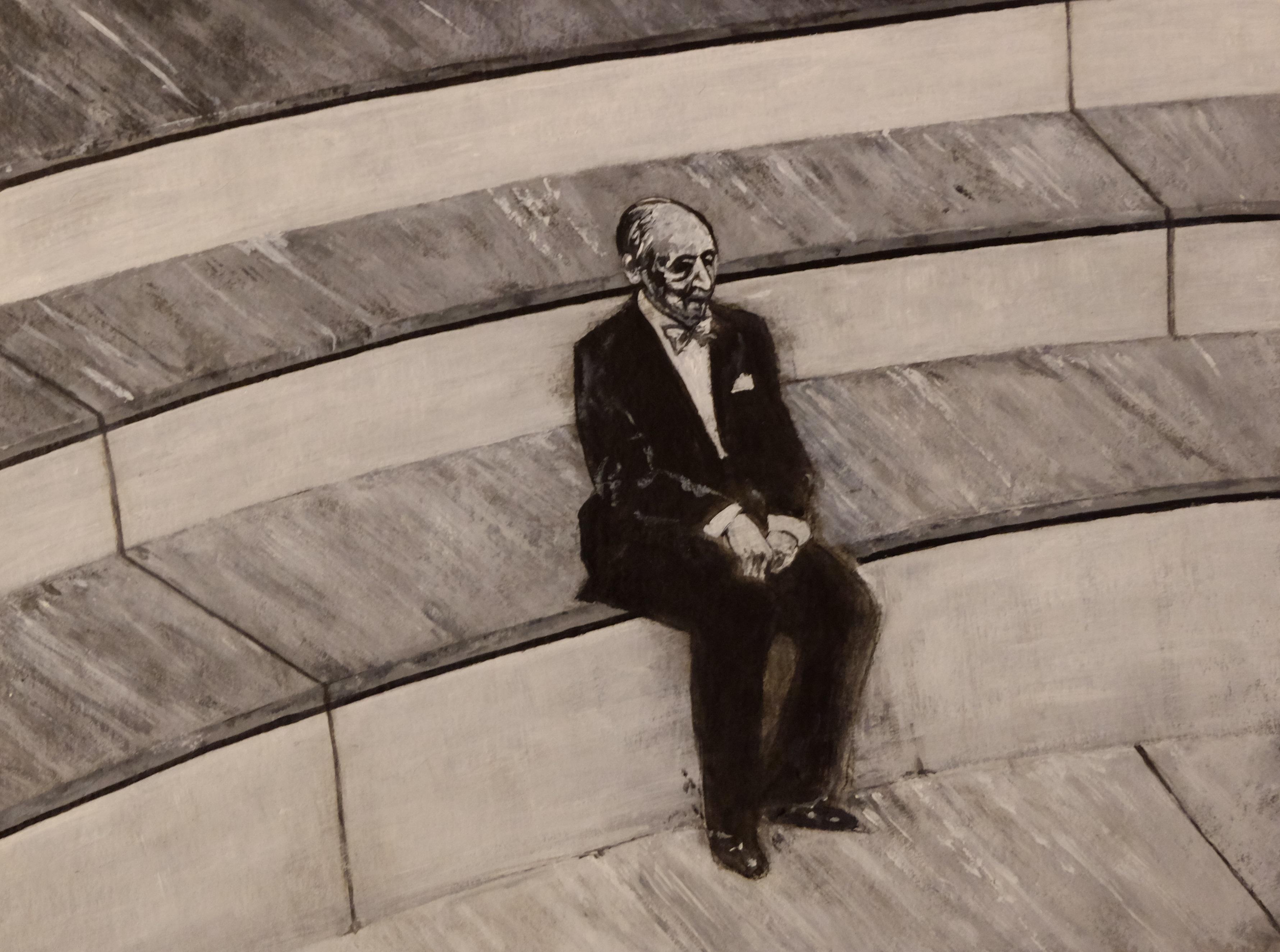 Horowitz im Hörsaal
