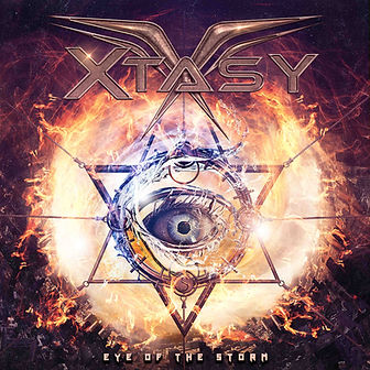 XTASY - Eye of the storm cover Internet.
