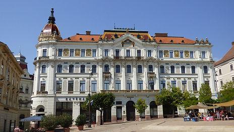 Pécs városa