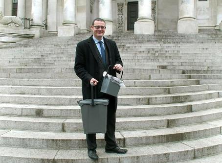 Portsmouthban elkezdődik az élelmiszer-pazarlás elleni harc a hulladék csökkentése érdekében