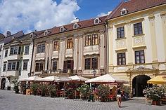 Sopron Főtér