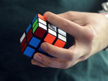Jaj, csak a Rubik kockát ne!