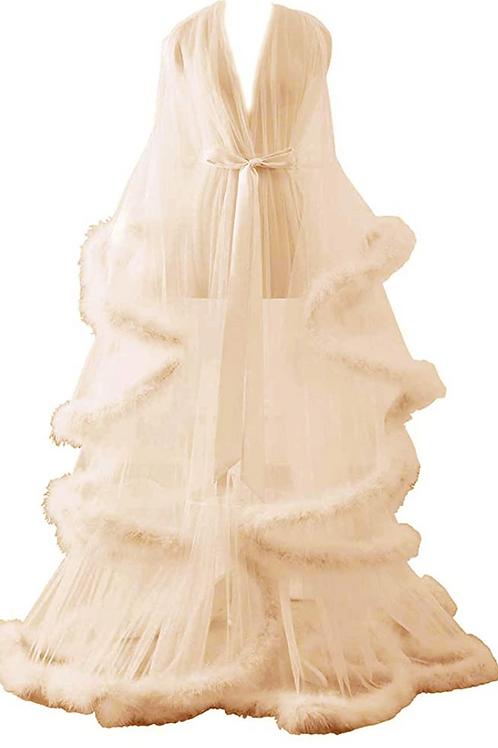 Goddess Robe (Champagne)