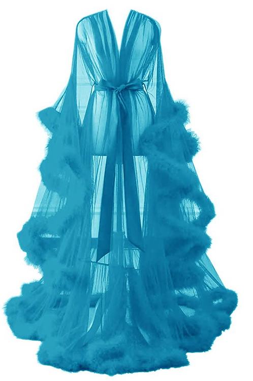 Goddess Robe (Baby Blue)