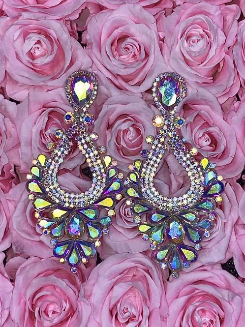 High Standards Iridescent Earrings