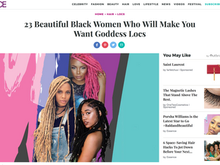 WE WERE FEATURED ON ESSENCEMAGAZINE.COM