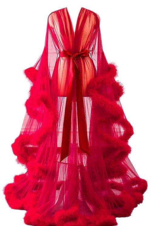 Goddess Robe (Red)