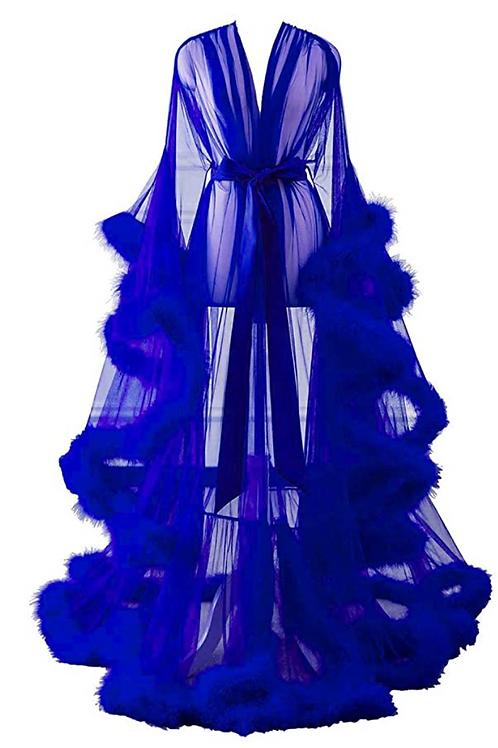 Goddess Robe (Royal Blue)